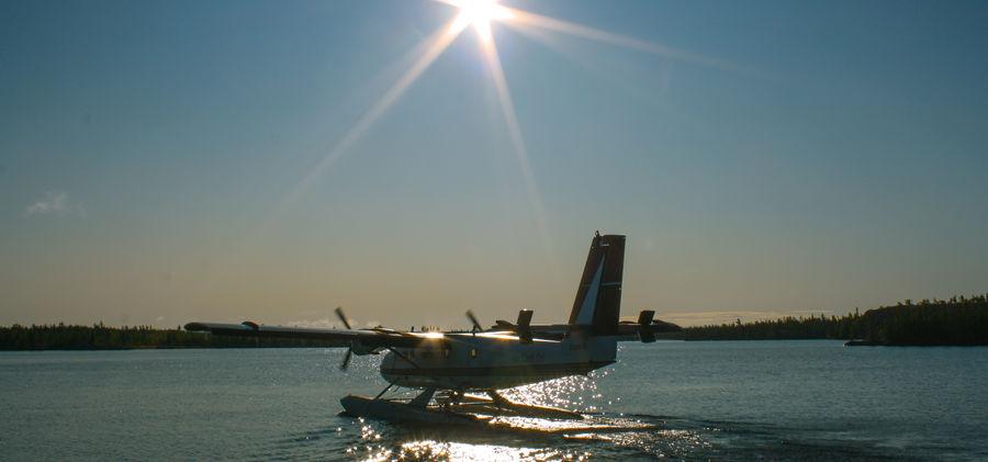 Float Plane Trips