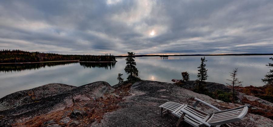 Lake shore views