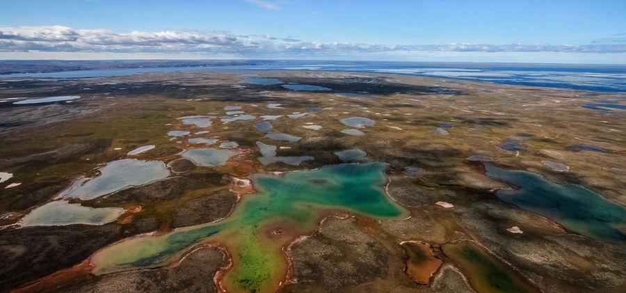 Melville Peninsula Scenery