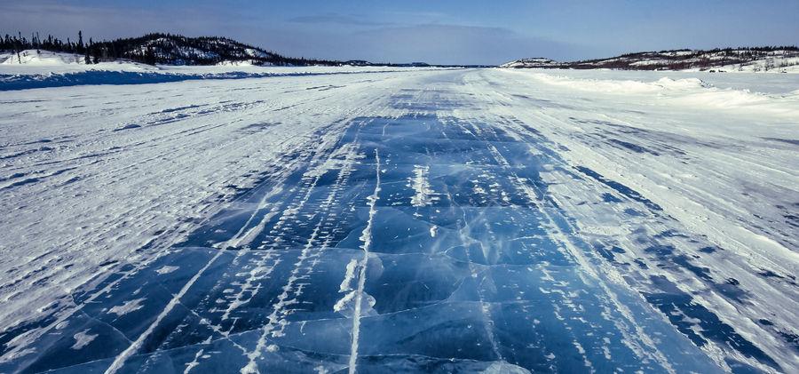 Winter Ice Roads