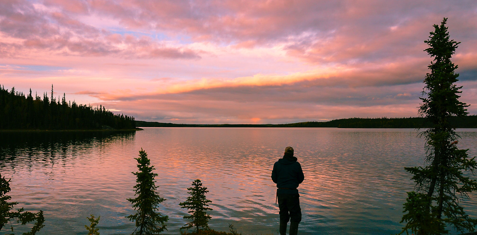 Sunset Fishing Trips
