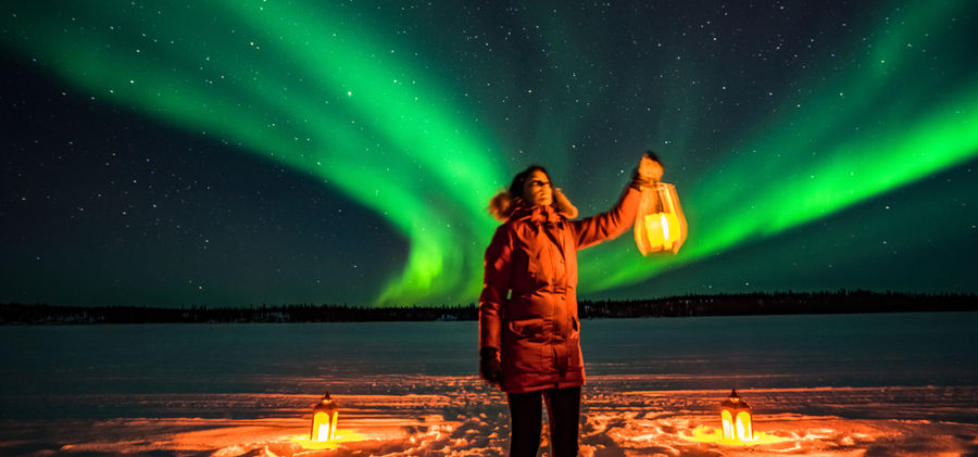 In search of the Aurora