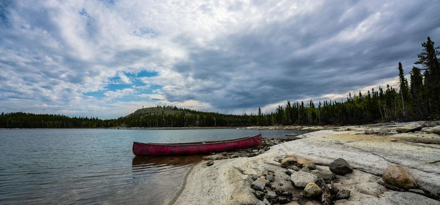 Wilderness Canoe Trips