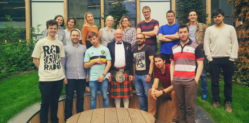 Impact Design Sprint in Glasgow (Blended Mobility)