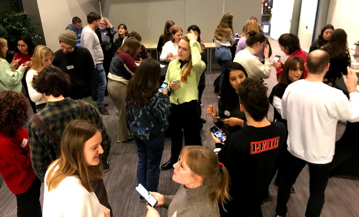 Interdisciplinaire Student Meetup