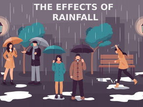 The Effects of Rainfall