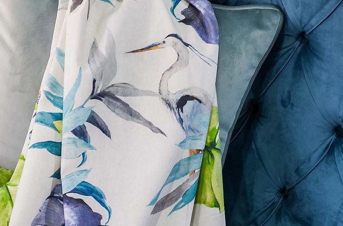 Tejidos para la confección de paneles japoneses | Madrid | Cortistor