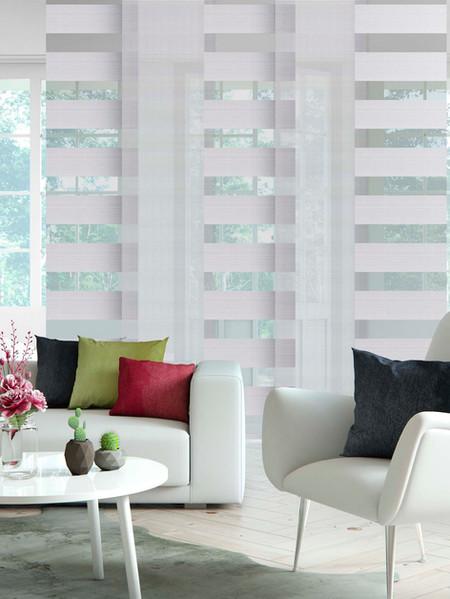 Paneles japoneses con franjas horizontales | Madrid | Cortistor