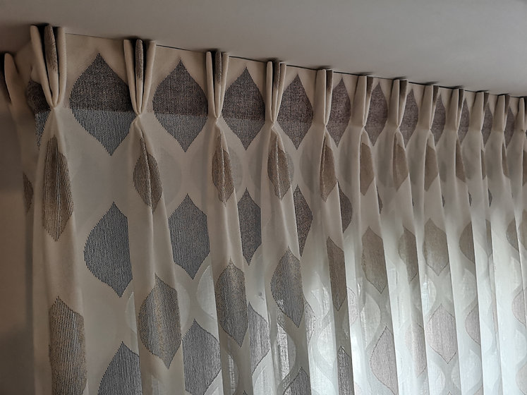 Cortinas confeccionadas a medida en Madrid   Cortistor tienda de cortinas