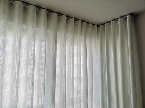 Cortinas onda perfecta | Madrid | Cortistor | Cortinas para habitación principal | Cortinas Madrid | Cortinas dormitorio