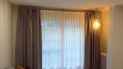 Confección de cortinas de tablas a medida en Madrid | Madrid | Cortistor | Tienda de cortinas en Madrid