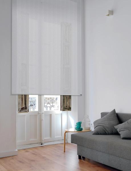 Estor enrollable tejido screen | Madrid | Cortistor