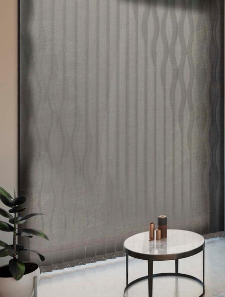 Instalación de cortinas de lamas verticales en Madrid   Madrid   Cortistor