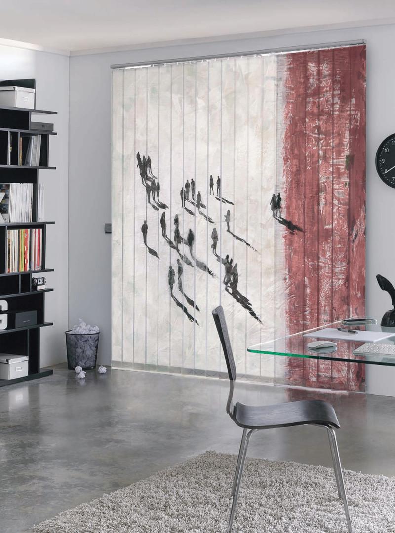 Estampación de imágenes en cortinas | Madrid | Cortistor