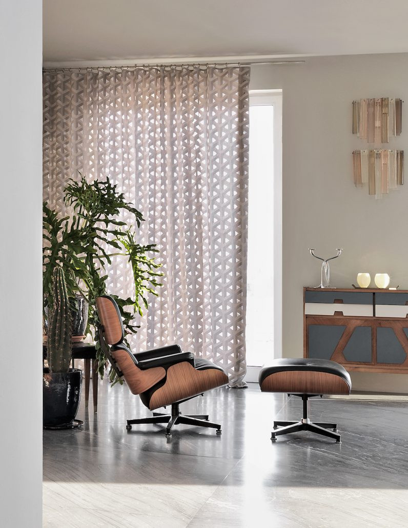 Cortinas modernas para habitación   Madrid   Cortistor