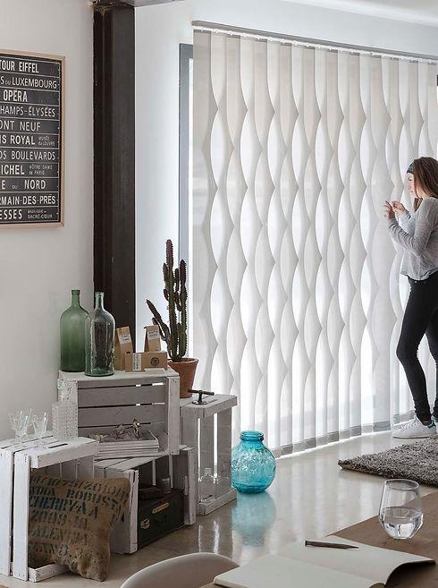 Cortistor expertos en cortinas de lamas verticales | Madrid | Cortistor