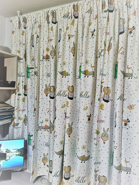 Confección de cortinas fruncidas   Madrid   Cortistor   Tienda de cortinas a medida en Madrid   Confección de cortinas a medida en Madrid   Cortinas fruncidas   Cortinas infantiles