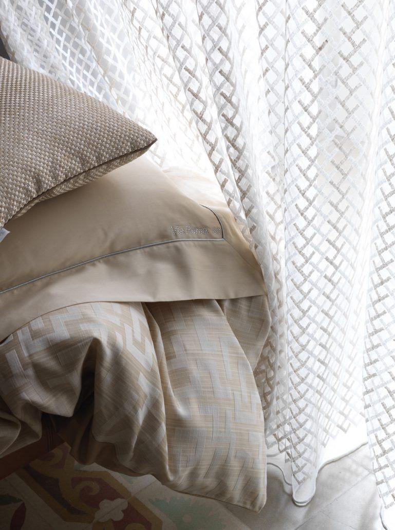 Tejidos de lino para la confección de cortinas   Madrid   Cortistor