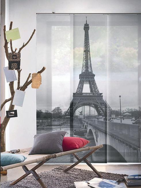 Tienda de cortinas en Madrid | Paneles japoneses | Madrid | Cortistor