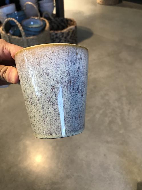 Mug sans anse tons clairs
