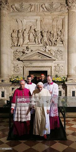 Santa Casa Benoit XVI