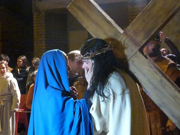 rencontre Jésus Marie