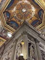 "Ecrin de la ""Santa Casa"": Bramante XVI ° siècle"