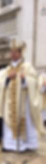 S.E. Mons Fabio di CIN