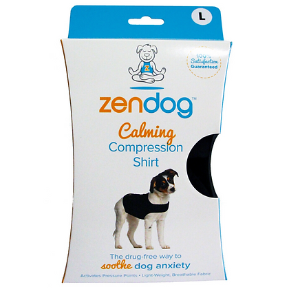 ZENDOG CALMING SHIRT - 60-78CM CHEST LARGE