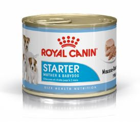Royal Canin Puppy Starter Mousse Wet 12 x 195g