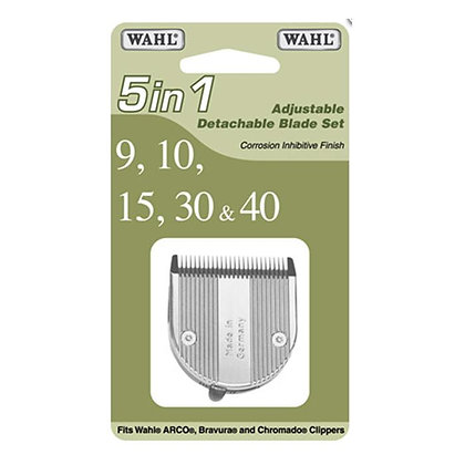 WAHL 5IN1 CLIPPER BLADE SET
