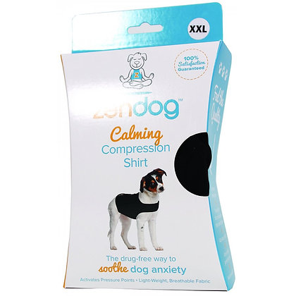 ZENDOG CALMING SHIRT - 88-106CM CHEST XXLARGE