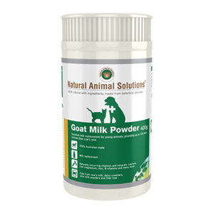 NAS GOAT MILK POWDER 400G