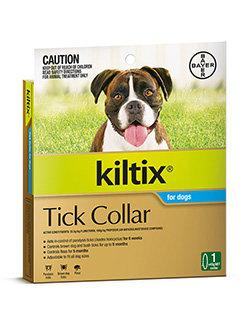 KILTIX TICK & FLEA COLLAR