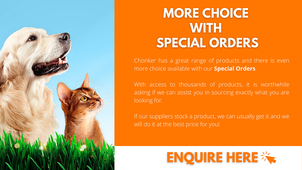 chonker best pet store low prices quality pet products pet shop