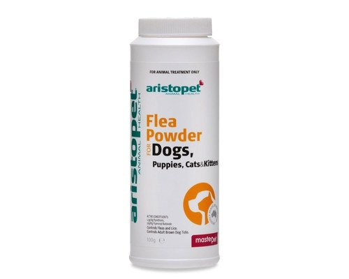 ARISTOPET DOG FLEA POWDER 100G