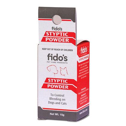 FIDO'S STYPTIC POWDER 15GM