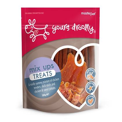 YOURS DROOLLY YD MIX UPS TREATS 500G