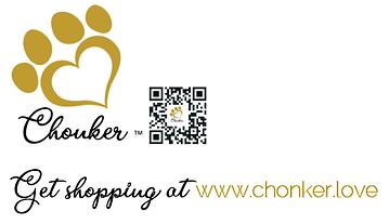 chonker love shopping shiba inu