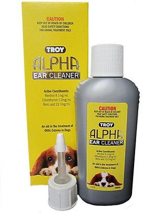 TROY ALPHA EAR CLEANER 100ML