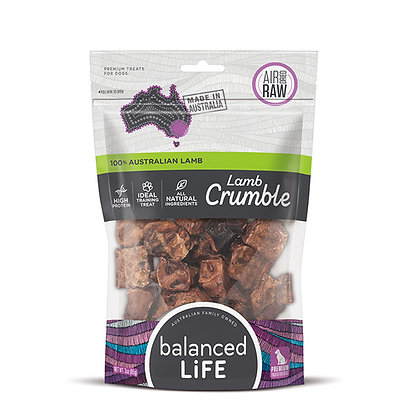 BALANCED LIFE TREAT CRUMBLE LAMB 45G