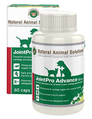 NATURAL ANIMAL SOLUTIONS NAS JOINTPRO ADVANCE CAPS 60 TABLETS