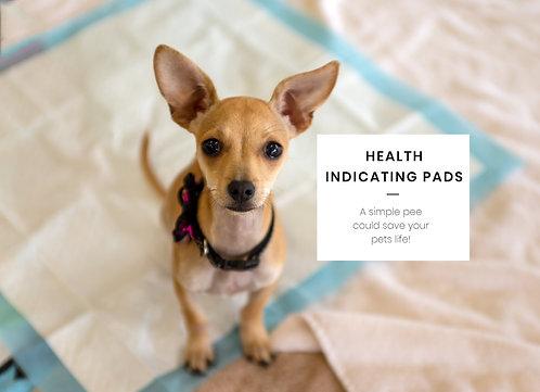 Health Indicating Pee Pads