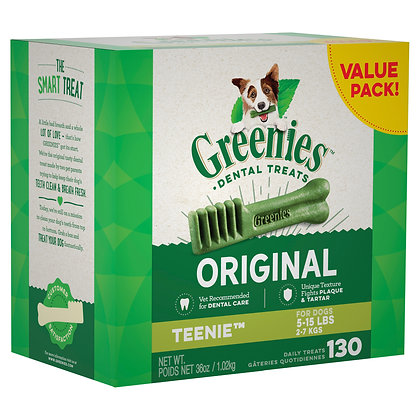 GREENIES TEENIE MEGA VALUE PK 1KG