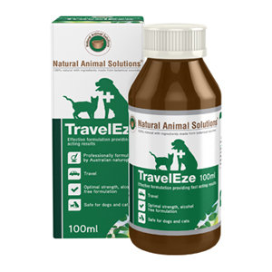 Natural Animal Solutions NAS TravelEze 100ml