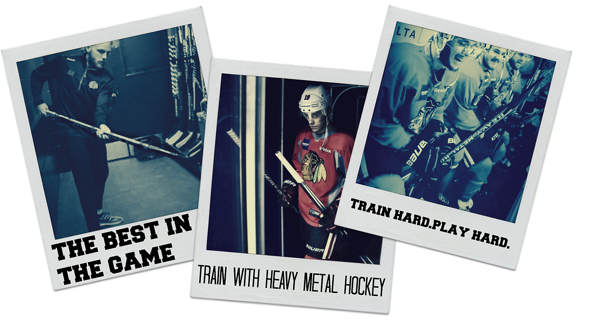 Heavy Metal Hockey and the NHL
