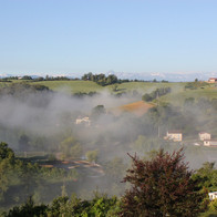 Brume sur le lac un matin d'été.jpg
