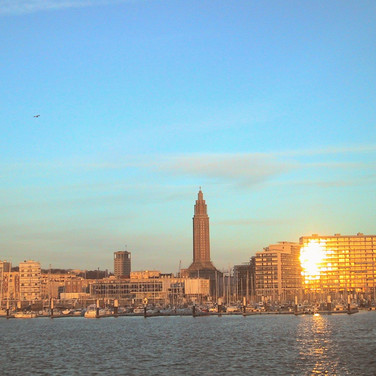 Le Havre in the heart of Normandy
