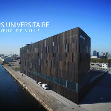 Le Havre in the heart of Normandy - video
