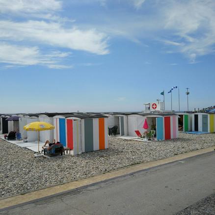 Le Havre : la plage
